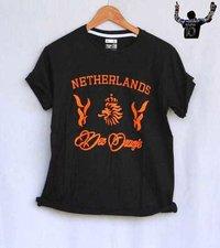Black Designed T-Shirts