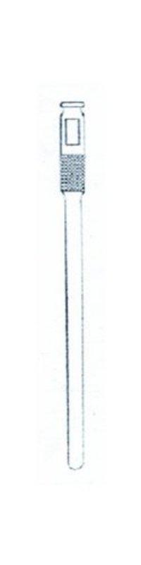 温度計の小型の長いタイプ