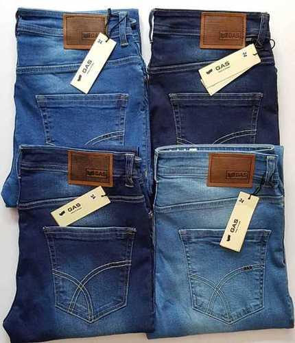 Multi Colored Jeans