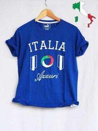 Blue Designer T-Shirts