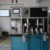 Handling Of Impeller Wheel Automation