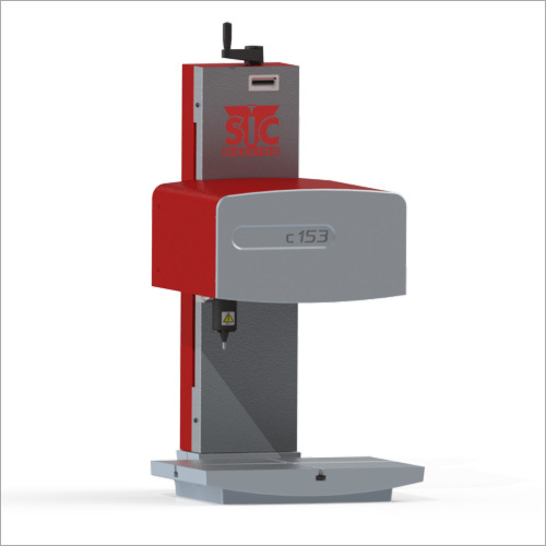 E10 C 153 ZA - Dot Peen Marking Machine
