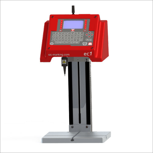EC1 - Dot Peen Marking Machine
