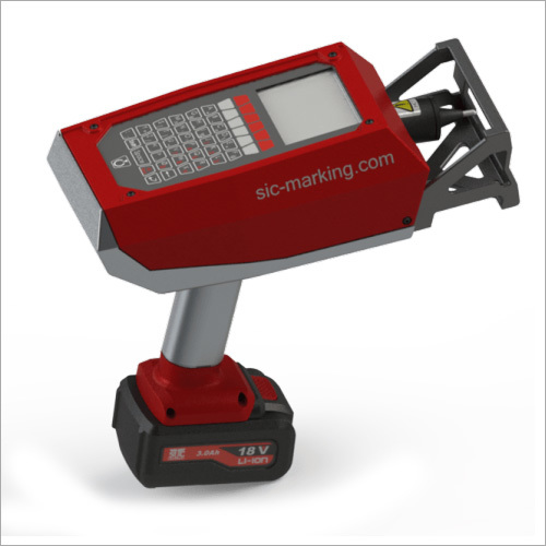 E-Mark Battery Operated Portable Marking Machine