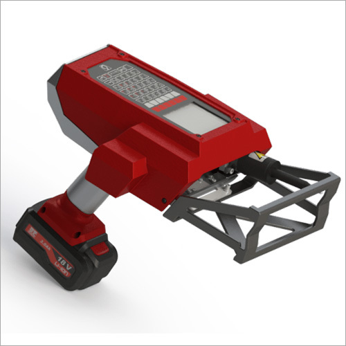 E-Mark XL Battery Operated Portable Marking Machine
