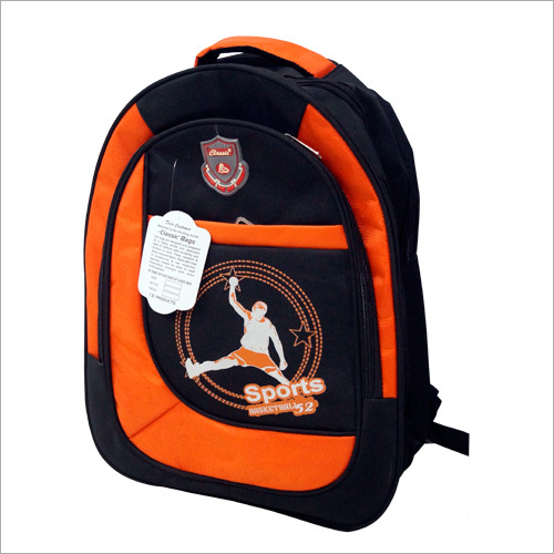 3 Pocket School Bag