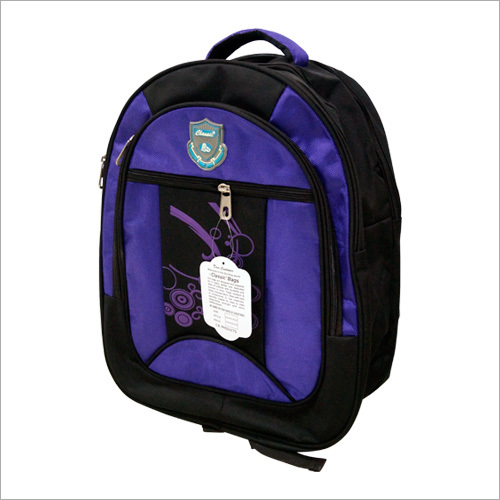 4 Pocket School Bag