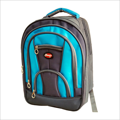 6 Pocket School Bag