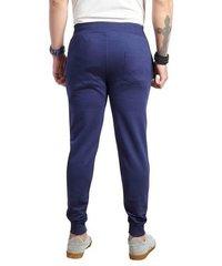 Blue Color Men Track Suit
