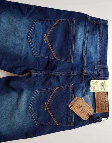Multi Colored Mens Jeans