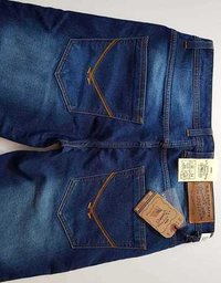 Multi Colored Mens Jeans
