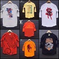 Multi Color Designer T-Shirts