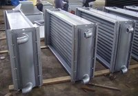 Crimped Finned Exchanger