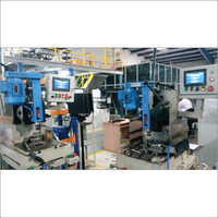 High Speed Peck Feed Drilling Machines (Spm)