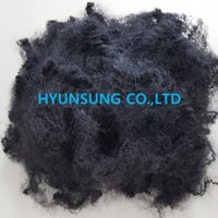 Recycled Pet And Polyester Staple Fiber