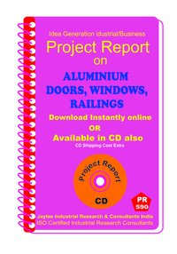 Aluminium Doors , Windows Railings Manufacturing eBook