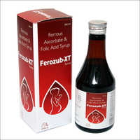 Ferrous Ascorbate With Folic Acid 500