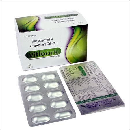 Multivitamin Antioxidants Tablets