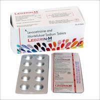Montelukast Sodium 10mg Wirh Levocetrizine 5 mg Tablets