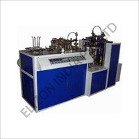 Semi Automatic Paper Cup Making Machine