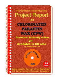 Chlorinated Paraffin Wax (CPW) Manufacturing eBook