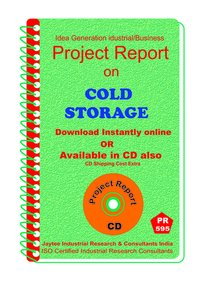 Cold Storage II Manufacturing Project Report eBook