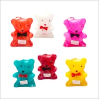 Teddy Candles