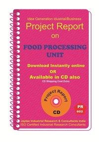 Food Processing Unit manufacturing eBook