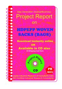 HDPEPP Woven Sacks (Bags) Manufacturing Project Report eBook