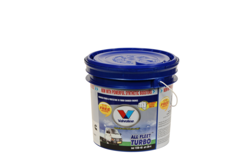 Lube Packaging Containers