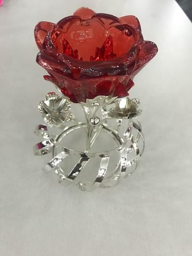 Silver Plated Corporate Gift Rose