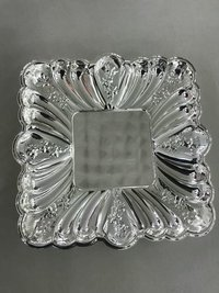 Silver Plated Corporate Gift Tray