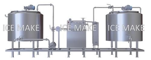 Ice Cream Process Plant