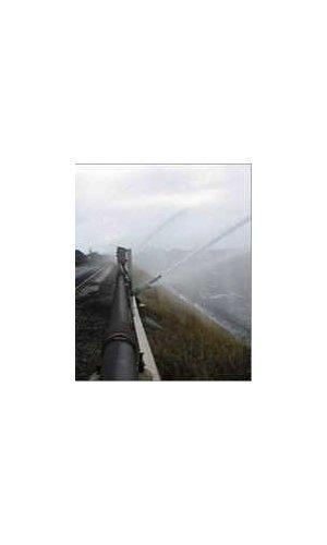 Dust Suppression for Ash Pond