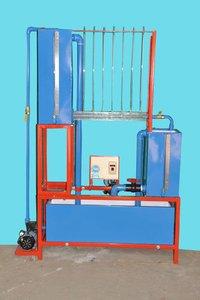 Closed Circuit Bernouli Theorem Apparatus