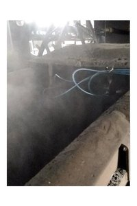 Dust Suppression for Transfer Points