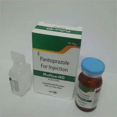 40 Mg Pantaprazole  Injection