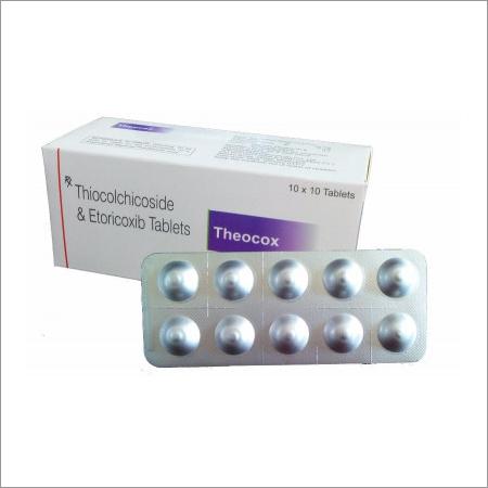 Thiocolchicoside Tablet