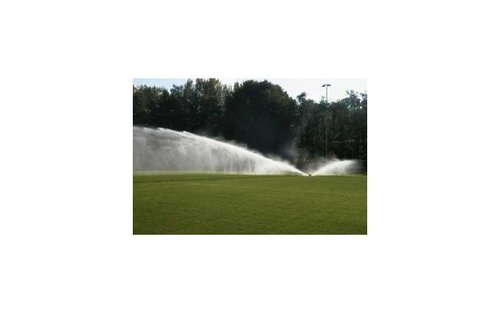 Irrigation for Hockey Field