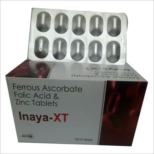 Ferrous Folic Acid Tablet
