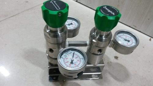 High Pressure Regualtor Brass