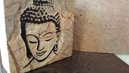 Stone Carving Buddha