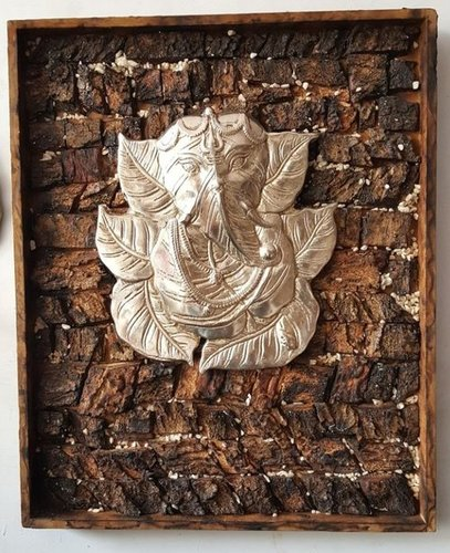 Decorative Wooden Ganesh Frame