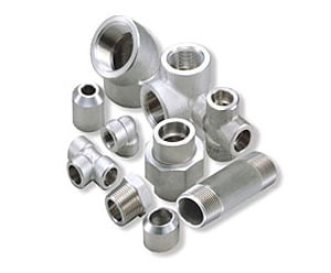 Monel Alloy 20 Forged Fittings