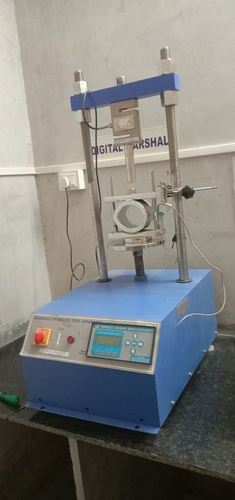 Marshall Stability Test Apparatus Digital