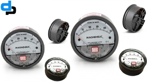 Dwyer USA Magnehelic Gauges 0 To 50 Inch WC