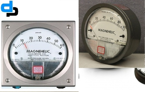 Dwyer USA Magnehelic Gauges 0 To 60 Inch WC