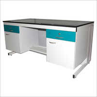 Laboratory Working-Instrument Table