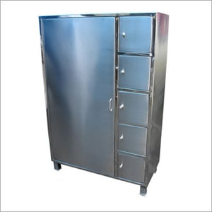 SS Apron Cabinets