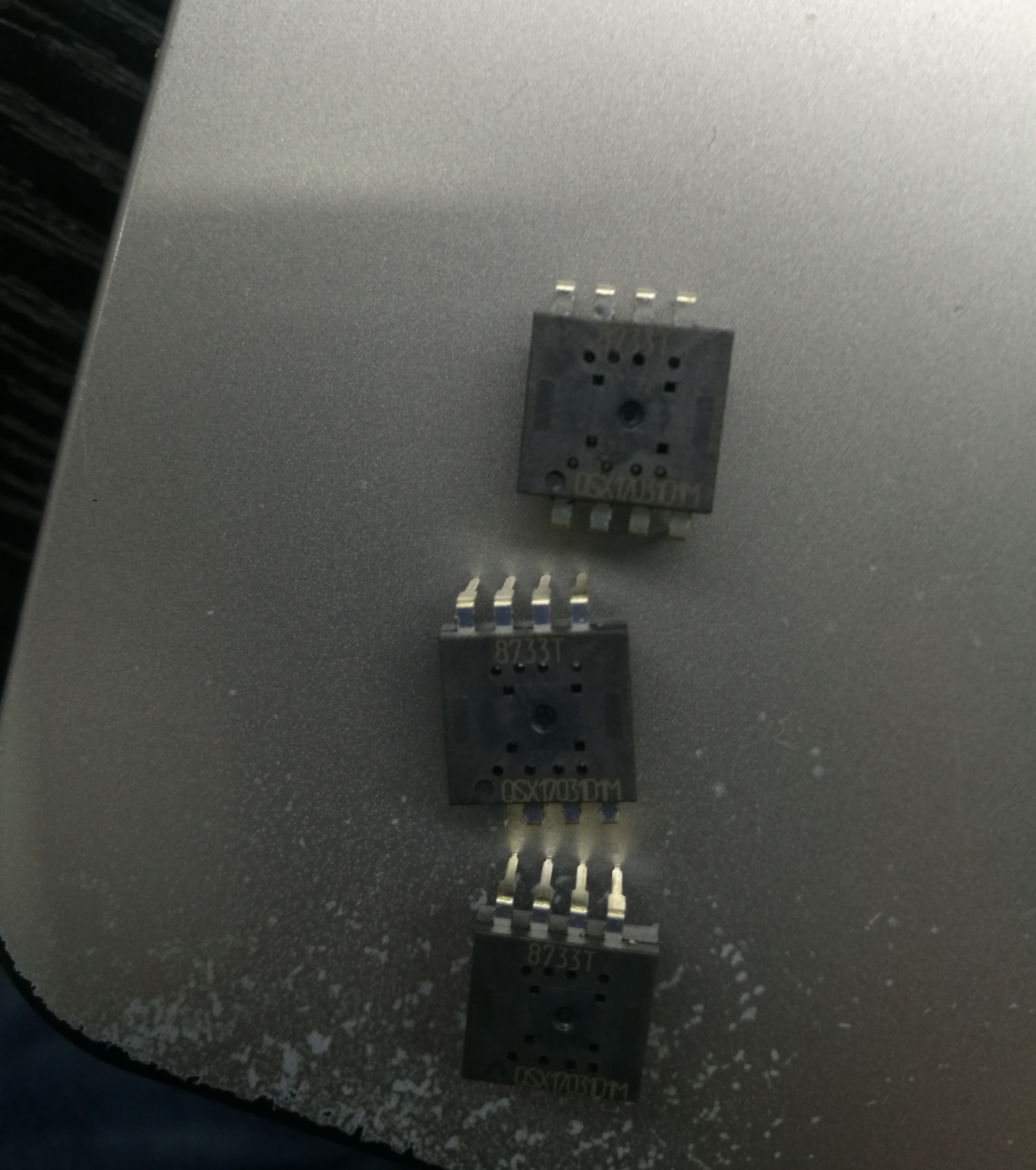 Wired Mouse IC 8733T U+P Interface